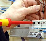 أعمال الكهرباء والإنارة