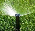 Installation Of Irrigation System.